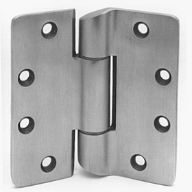 INSTITUTIONAL MORTISE HINGE WITH SECURITY STUD 604 FMCS
